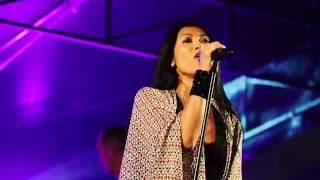 Medley d'Anggun à Pont à Mousson