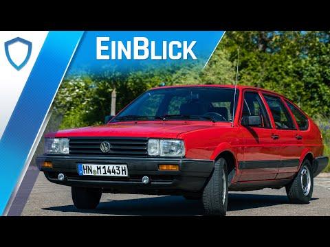 Volkswagen Passat 32b 1.8 (1986) - Vom Langweiler zum Sympathieträger? Vorstellung & Test