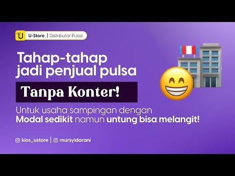 Cara Jualan Pulsa Bagi Pemula Up to date - Best Selling ...
