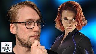 Black Widow Changed Death Battle? | DEATH BATTLE Cast