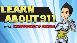 Learn About 9-1-1 with Emergency Ernie | Foremost Promotions