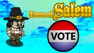 Town Of Salem   God Mayor (Ranked Practice)