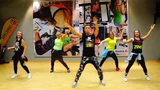 Zumba Fitness - Bella y Sensual - Romeo Santos Daddy Yankee Nicky Jam