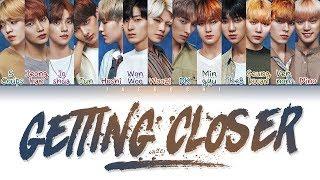 Gambar cover SEVENTEEN (세븐틴) - Getting Closer (숨이 차) (Color Coded Lyrics Eng/Rom/Han/가사)