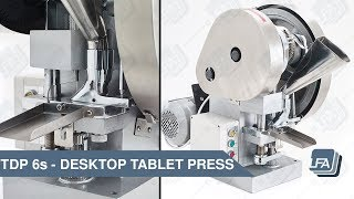TDP 6s Desktop Tablet Press