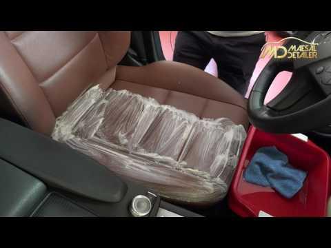 Limpieza de cuero/piel y protección con CarPro Inside + Cquartz Leather