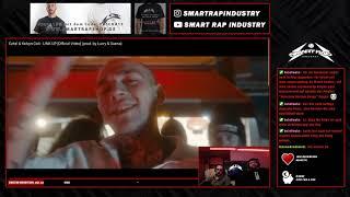 EZHEL liefert BRETT 💯 Smart Rap reagiert: Ezhel & Kelvyn Colt - LINK UP [Official Video]
