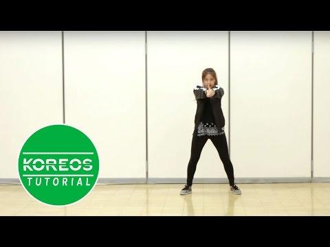 [Koreos] BTS 방탄소년단 - Not Today Dance Tutorial (Mirrored)