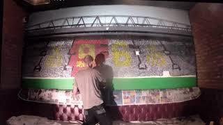 KOP JFT96 Anfield mural