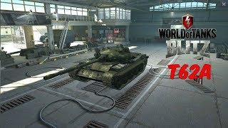 T62A - World of Tanks Blitz