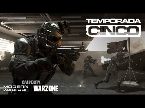 , title :'Call of Duty®: Modern Warfare® y Warzone® - Tráiler de Shadow Company'