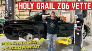 I BOUGHT The Procharger Development Corvette Z06 *Holy Grail*