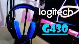 Das BESTE PREISLEISTUNGS HEADSET für 60€! (Logitech G430 + Meine GHUB Einstellungen u. Hör Test)