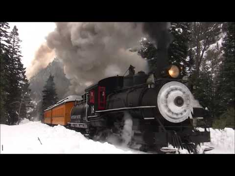 Runbys By Mp 475' SP 18 On The D&S From The Caboose download