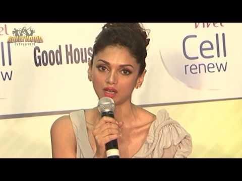 Aditi Rao Haidari gives beauty tips