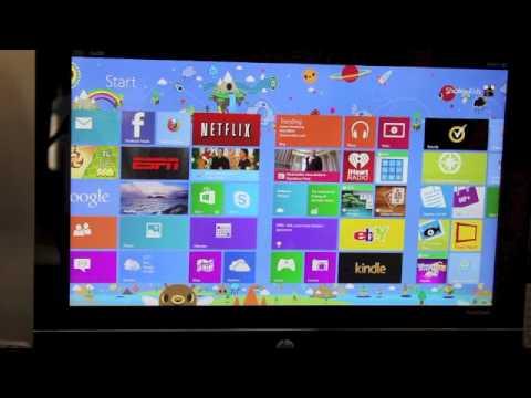 HP Envy 20 TouchSmart AiO Computer.m4v