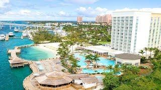 WARWICK PARADISE ISLAND BAHAMAS TOUR   FULL HOTEL VIDEO