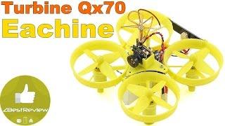 ✔ Домашний FPV Квадрокоптер Eachine Turbine QX70. Banggood