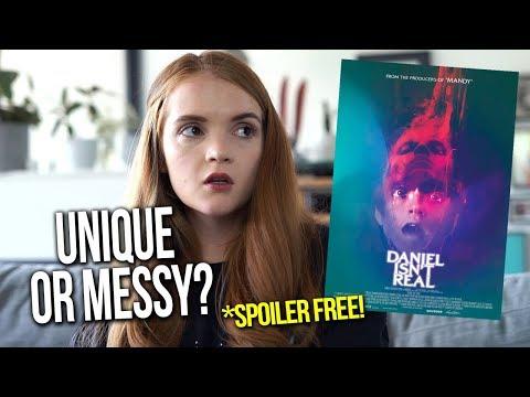 Daniel Isn't Real (2019) Horror Movie Review Reaction  *spoiler free | Spookyastronauts Shudder VOD