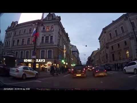 Санкт - Петербург. Весь Невский проспект