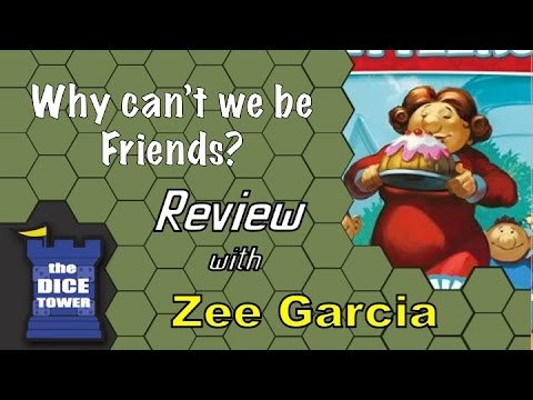 The Dice Tower reviews Why Can't We Be Friends