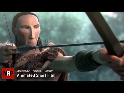 "CGI 3D Animated Short Film ""ANIMA"" Adventure Animation by ESMA"