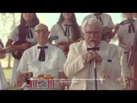Kentucky Fried Chicken, and KFC Commercial (2015) (Television Commercial)