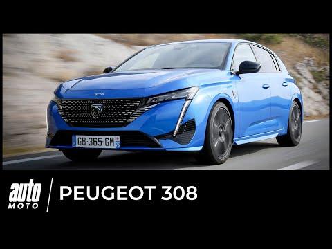 Essai Nouvelle Peugeot 308 : au volant de la PureTech 130