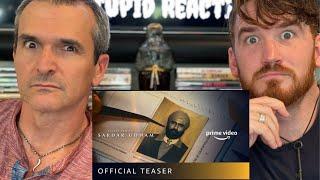 Sardar Udham - Official Teaser | Vicky Kaushal | Shoojit Sircar | REACTION!!