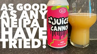 S43 Juice Cannon NEIPA By S43 Brewery   British Craft Beer Review