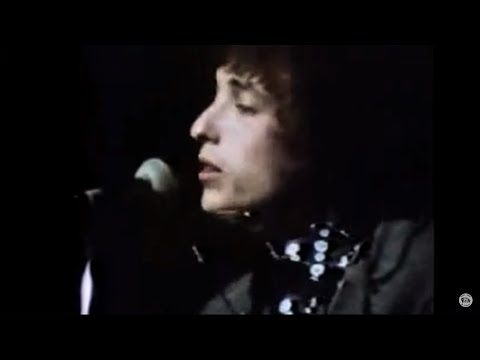 Bob Dylan - Just Like A Woman [LIVE FOOTAGE / HQ AUDIO] (Dublin, 1966)