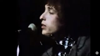 """Video thumbnail of """"Bob Dylan - Just Like A Woman [LIVE FOOTAGE / HQ AUDIO] (Dublin, 1966)"""""""