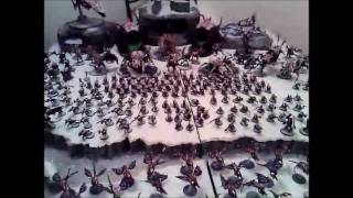 preview picture of video 'Hive Fleet Wraith Army Intro'