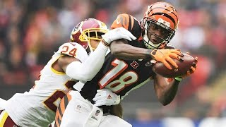 Top 10 AJ Green Catches | NFL