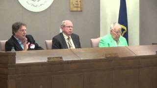 preview picture of video 'Butler County Commissioners Meeting 4 1 15'