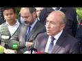 Déclaration de Gérard Collomb sur l'attentat au couteau à Trappes