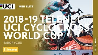 2018-2019 Telenet UCI Cyclocross World Cup - Tabor (CZE) / Men Elite