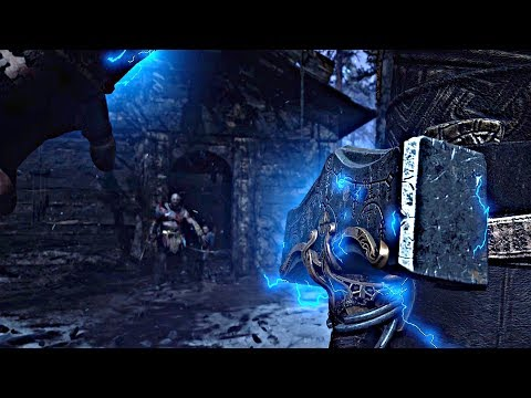 God of War 4 - Ending + Secret Ending (God of War 2018) PS4 Pro