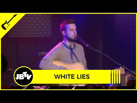 White Lies - There Goes Our Love|  Live @ JBTV