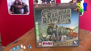 Kurzvorstellung: Railroad Revolution