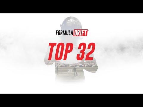 フォーミュラドリフト 開幕戦アトランタ TOP32動画