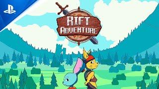 PlayStation Rift Adventure - Launch Trailer   PS5, PS4 anuncio