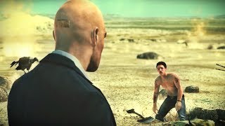 Hitman: Absolution Stealth Kills (Eliminate Lenny's Gang)Purist