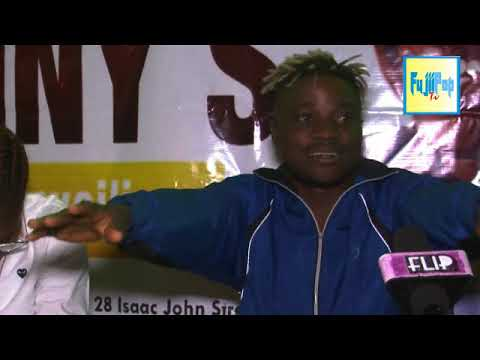 DANNY S TALKS ABOUT SARS HARASSING NIGERIA MUSICIANS