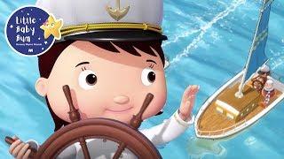 Little Boats   Baby Songs   +More Nursery Rhymes & Kids Songs   Little Baby Bum