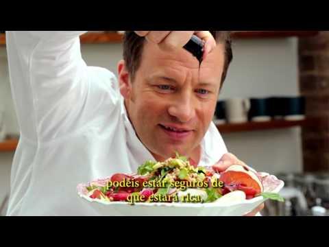 Recetas sanas para cada día - Jamie Oliver