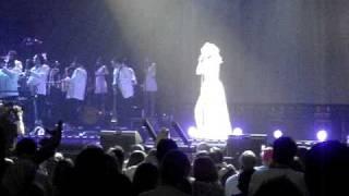 Christina Aguilera - Understand - Back to Basics Tour - 04/2007 Washington DC