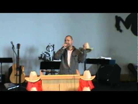 """Butch Rocky """"Back In The Saddle"""" Live @ New Jerusalem Christian Fellowship"""
