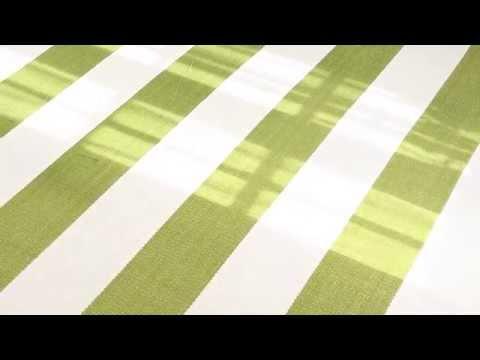 Dash & Albert Outdoor Teppiche bei R&G, Reinigungsvideo