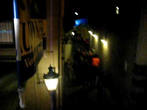 CV de Zeverzakkuh tijdens Lichtjesoptocht Boxmeer 2010 - deel 2